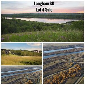 Amazing River View Lot, Fully Serviced , Low Price