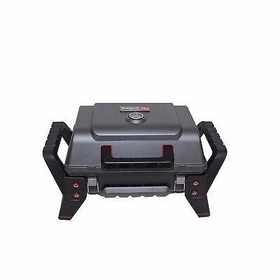 Portable Gas Grill Tabletop Bbq 9 500 Btu Tru Infrared Durable Outdoor Balcony
