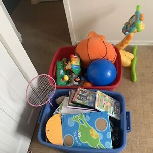 TODDLER TOYS AND MANY MORE ITEMS!