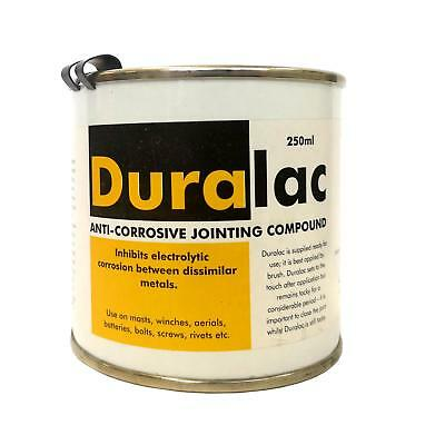 Duralac 250ml Tin yellow Anti-Corrosive Compound