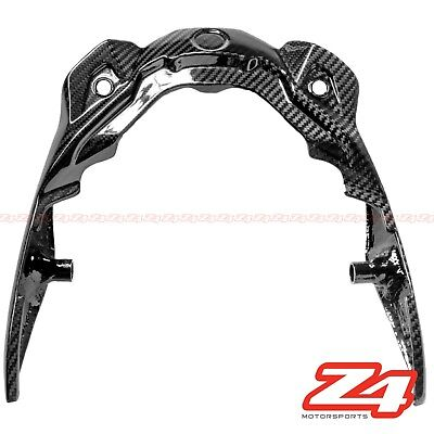 2015-2018 S1000XR Rear Upper Tail Seat Luggage Mount Fairing Cowl Carbon Fiber