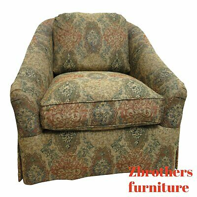 Custom Bob Machie Clayton Marcus Art Deco Style Club Lounge Chair Livingroom