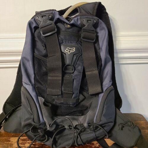 Fox Racing Hydration Back Pack Used