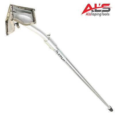Platinum 3 Angle Head Corner Finisher With 50 Lightweight Aluminum Handle