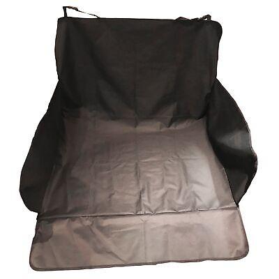 Kofferraumschutz Hunde rutschfest Kofferraumdecke mit Seitenschutz Decke Schwarz