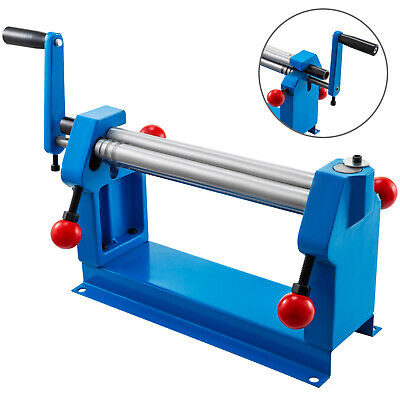 Vevor Slip Roll 12 X 18 Gauge Sheet Metal Roller Former 305mm Slip Bender
