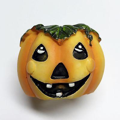 Boy scout Halloween Jack woggle/neckerchief slide item no. WK83 - Scout Halloween Items