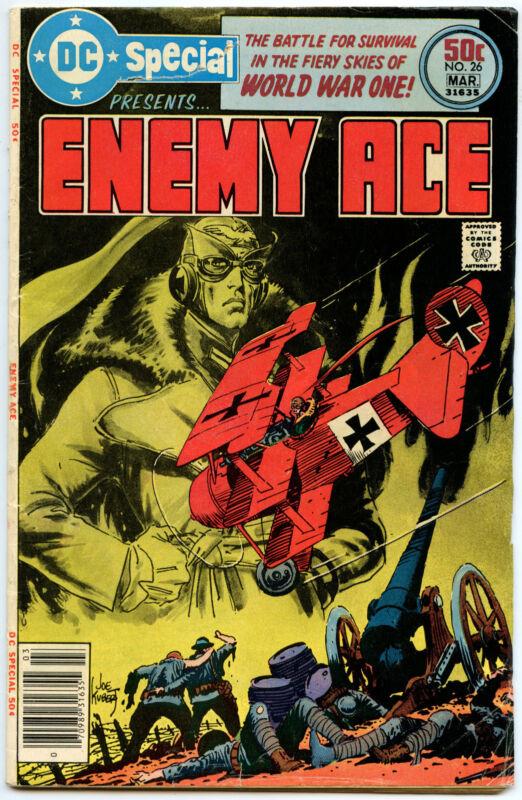 Lot of 3 DC SPECIAL comics, #26-28. VG(4)-VF(8).