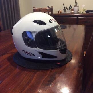 Motorbike helmet - excellent condition