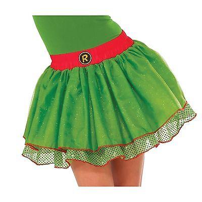 Teenage Mutant Ninja Turtle Raphael Tutu Skirt for Adults by Rubies 810197 (Teenage Mutant Ninja Turtle Costumes For Adults)