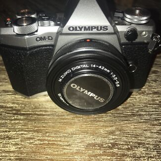 Olympus  OM-D E-M5MKII with Olympus 14-42mm lens and FL-LM3 flash