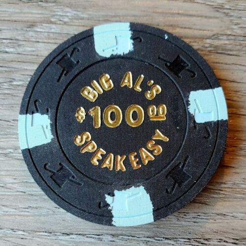 $100 Las Vegas Big Al