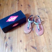 Girls Lee Cooper sandals Merewether Newcastle Area Preview