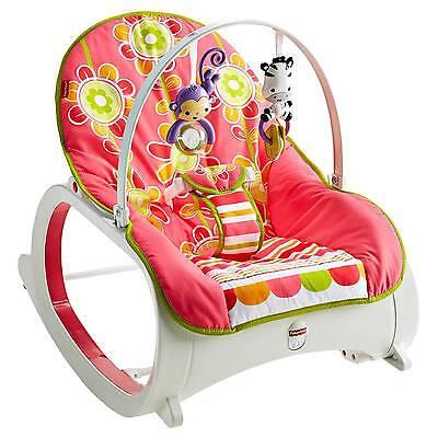 Fisher-Price Newborn to Toddler Rocker
