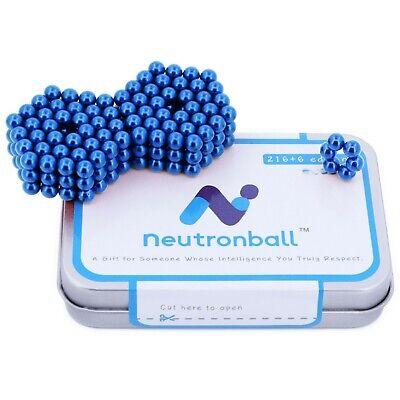 222 Pcs 5mm Magnetic Fidget Balls Bluestress Relief Toys Office Gadgets