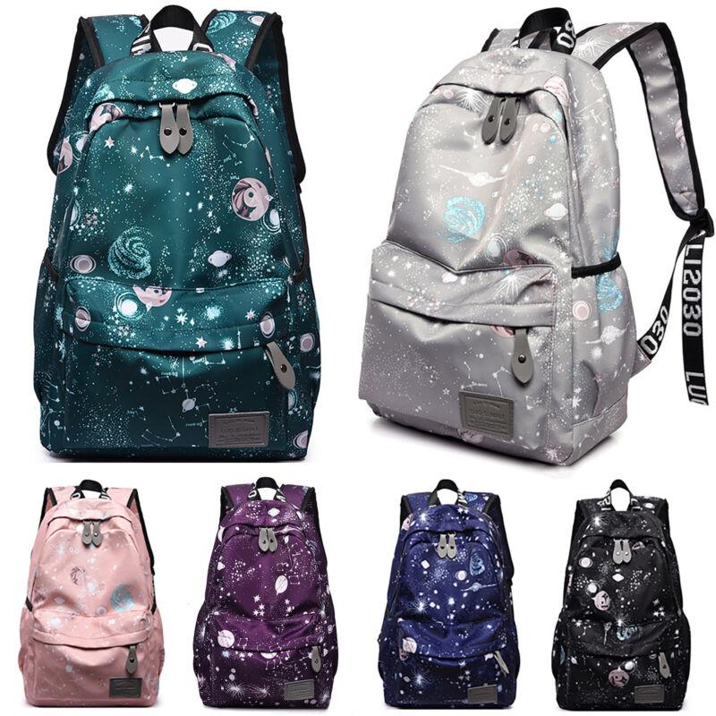 Women Backpack Girls Travel Laptop College Students Shoulder