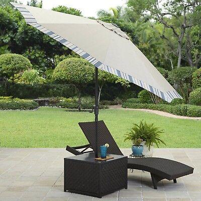 Better Homes and Gardens Avila Beach Umbrella (Best Better Homes And Gardens Umbrellas)