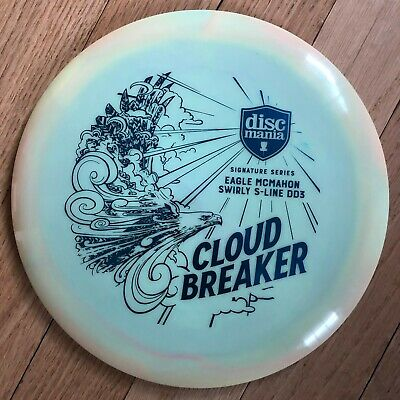 Discmania Cloud Breaker Eagle McMahon Swirly S-line DD3 YOU PICK EXACT DISC