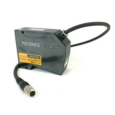Keyence Lk-g402 Laser Displacement Sensor Photoelectric
