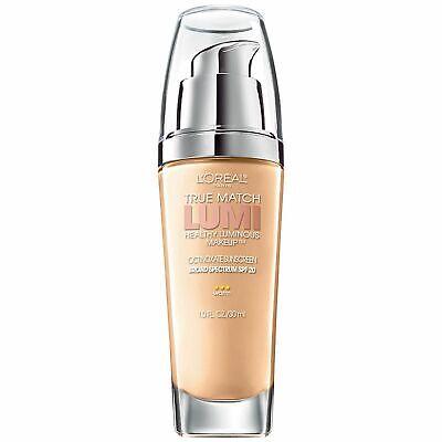 L'Oreal True Match Lumi Healthy Luminous Makeup w/ SPF 20 (You Choose (L Oreal True Match Lumi Healthy Luminous Makeup)