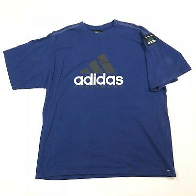 Adidas Equipment Vintage T Shirt Special Limited Edition Mens XL Sleeve Patch, used for sale  Shipping to Canada
