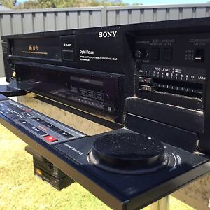 Sony professional VHS HI -FI Player / Professional recorder Fern Bay Port Stephens Area Preview