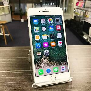 iPhone 8 Plus 256G Silver Great Condition UNLOCKED WARRANTY