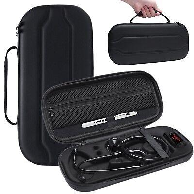 Stethoscope Carry Bag Hard Shell Storage Case For 3m Littmann Classic Ii Iii Se