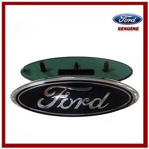 genuine ford badge logo emblem fiesta focus c max transit. Black Bedroom Furniture Sets. Home Design Ideas