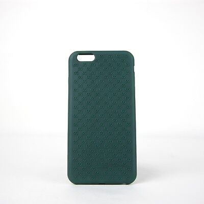 Gucci Dark Green Micro GG Guccissima Bio-plastic Iphone 6 Plus Case 399030 3020