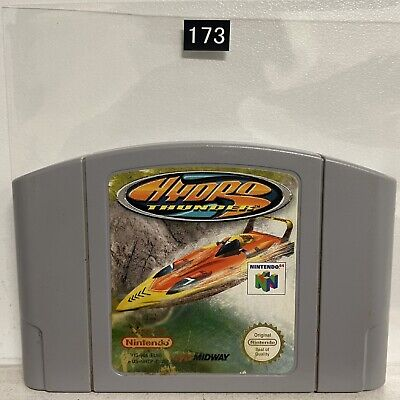Hydro Thunder Nintendo 64 N64 Game PAL oz173