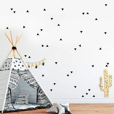 Set (50teilig) 12351 Triangle Kinderzimmer Deko Decor (Ecke Dekoration)