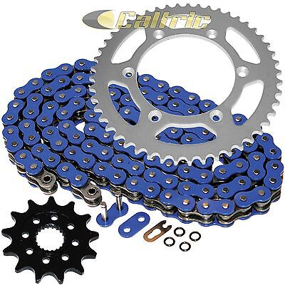 Blue O-Ring Drive Chain & Sprockets Kit for Yamaha YZ250F 2005-2009 2011