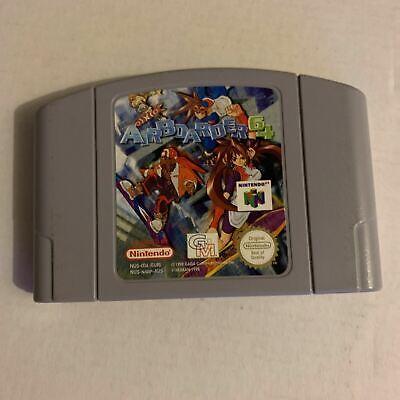 Air Boarder Nintendo 64 N64 PAL *Cartridge Only*