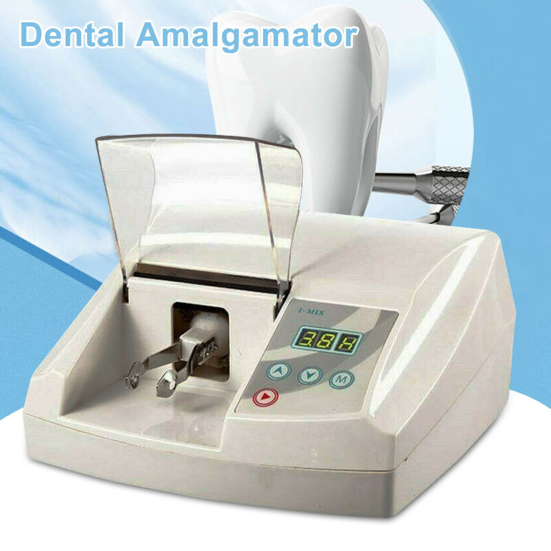 Dental Amalgamator Digital Amalgamator Amalgam Capsule Mixing Blending Machine