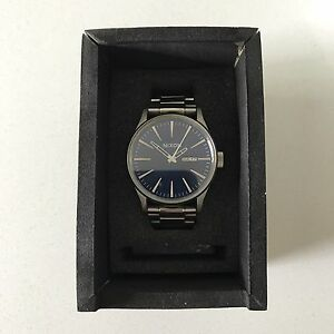 Nixon Watch - Sentry SS Blue Sunray