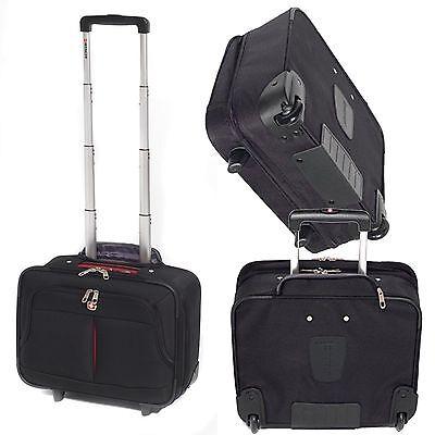 Wenger Business Trolley Laptop 17 Zoll Tasche Koffer Reisetasche Handgepäck