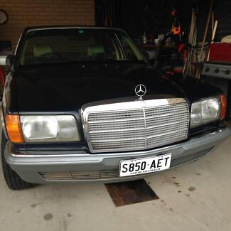 1981 Mercedes-Benz 280 Sedan Lonsdale Morphett Vale Area Preview
