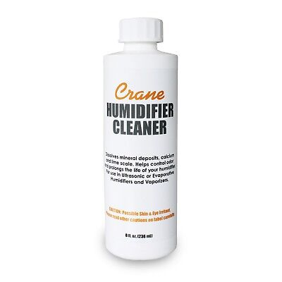 Crane Humidifier Cleaner Descaler Removes Mineral Build-Up,