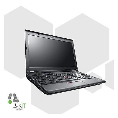 Lenovo ThinkPad X230 IPS LCD  | i5 2,6 GHz | 8 GB Ram | 160 GB SSD | Webcam | B