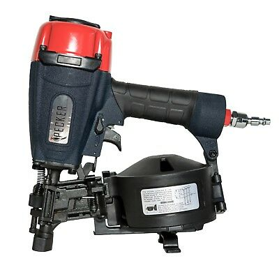 Pecker Coil Roofing Nailer Crn45p 78-inch To 1-34-inch