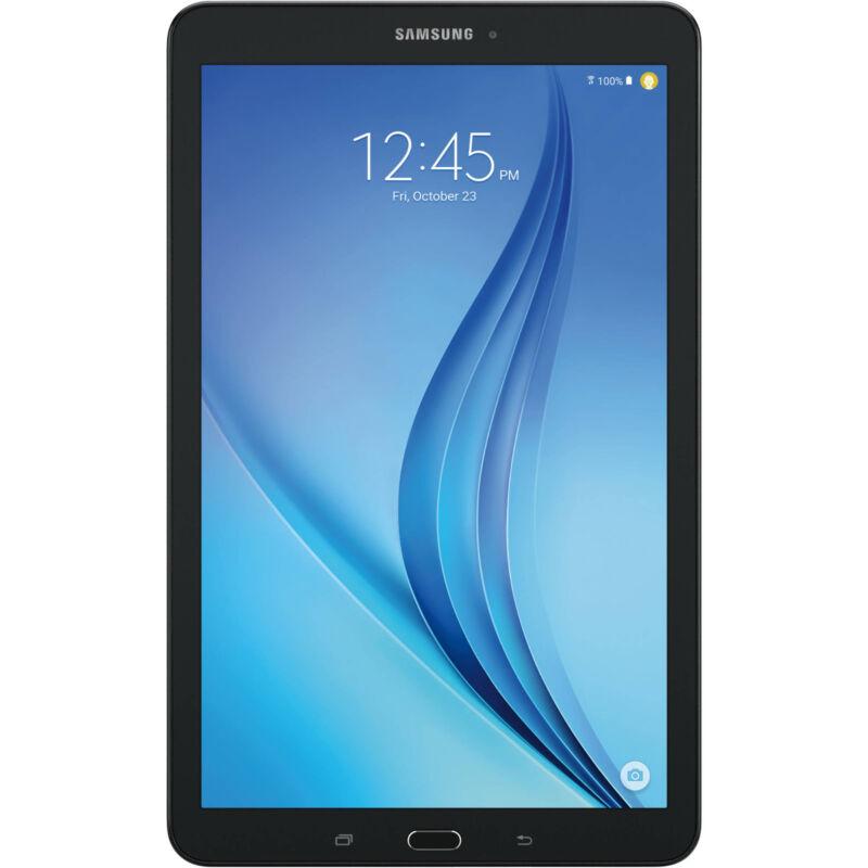 "Samsung Galaxy Tab E 8""  4G LTE 16GB (Unlocked) GSM T377A Tablet -FRB"