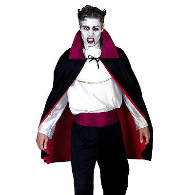 Vampir Kostüm, 5 Teile GRAF Dracula, Blutsauger, Halloweenkostüm (Halloween Dracula)