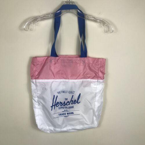 New Herschel Tote Bag Agenda Long Beach 2018 Packable NWOT