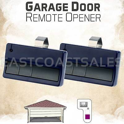 2 For 3 But 315mhz Sears Craftsman 139.53753 Garage Door Opener remote 373LM