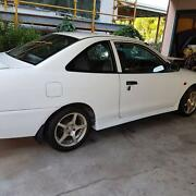 2000 Mitsubishi Lancer CE coupe Banyo Brisbane North East Preview