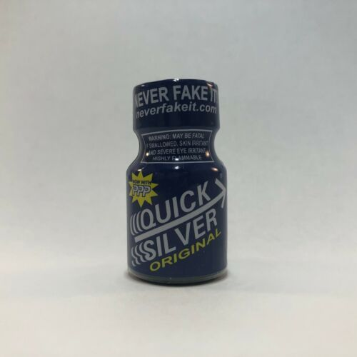 PWD Quick Silver Nail Polish Remover 10ml