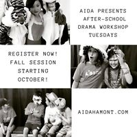 AiDa After School Drama Workshop Tuesdays