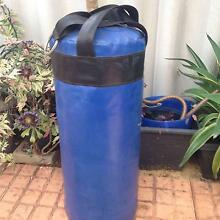 Punching Bag with Hanging Hooks 70cm Como South Perth Area Preview