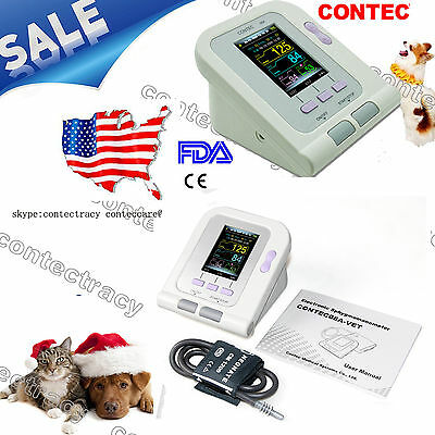 Vet Digital Blood Pressure Monitorbp Monitorveterinary Sphygmomanometerfdaus